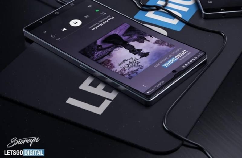 Un nouveau brevet montre un smartphone Samsung avec des haut-parleurs professionnels