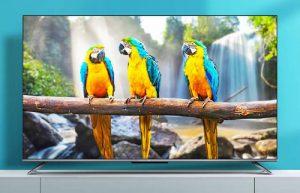 TCL P715 la TV Android 4K avec contrôle vocal à distance