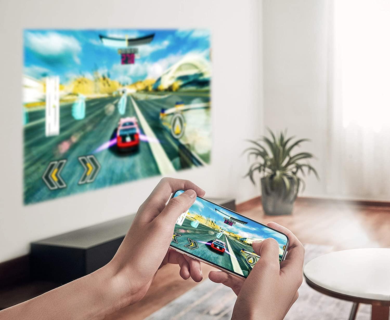 mi smart projector 2 pro gaming