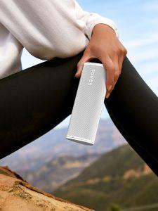 SONOS lance Roam une enceinte intelligente, portable et étanche