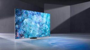 Samsung lancera sa première TV QD-OLED en 2022 ?
