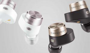Bowers & Wilkins : ses premiers écouteurs sans fil PI5 et PI7 disponibles