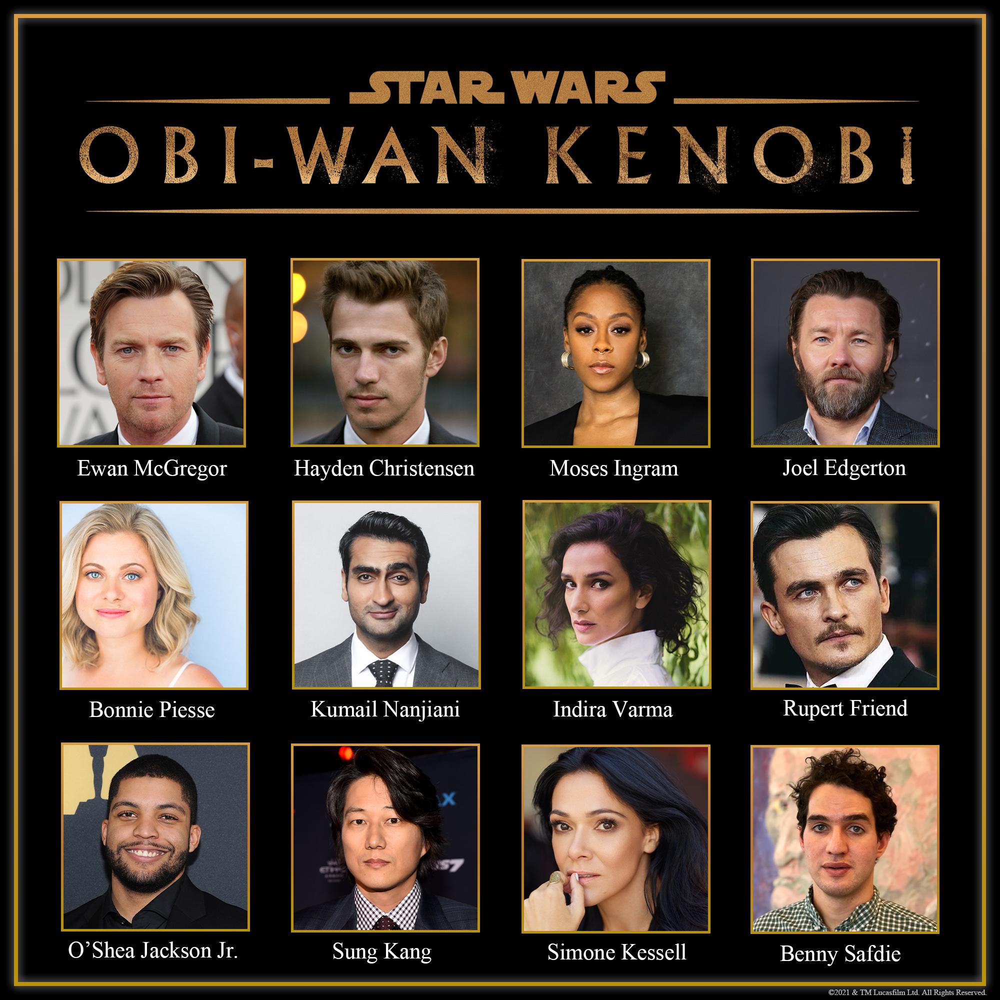 casting obi wan kenobi
