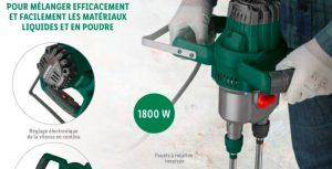 Lidl et Parkside proposent un produit révolutionnaire pour vous aider dans vos travaux de la rentrée