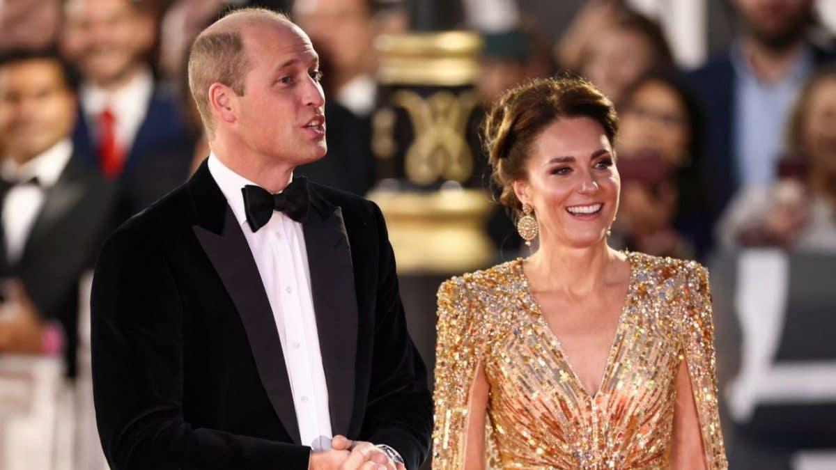Première mondiale du nouveau James Bond, Kate Middleton fait une apparition qui restera gravée dans les mémoires !