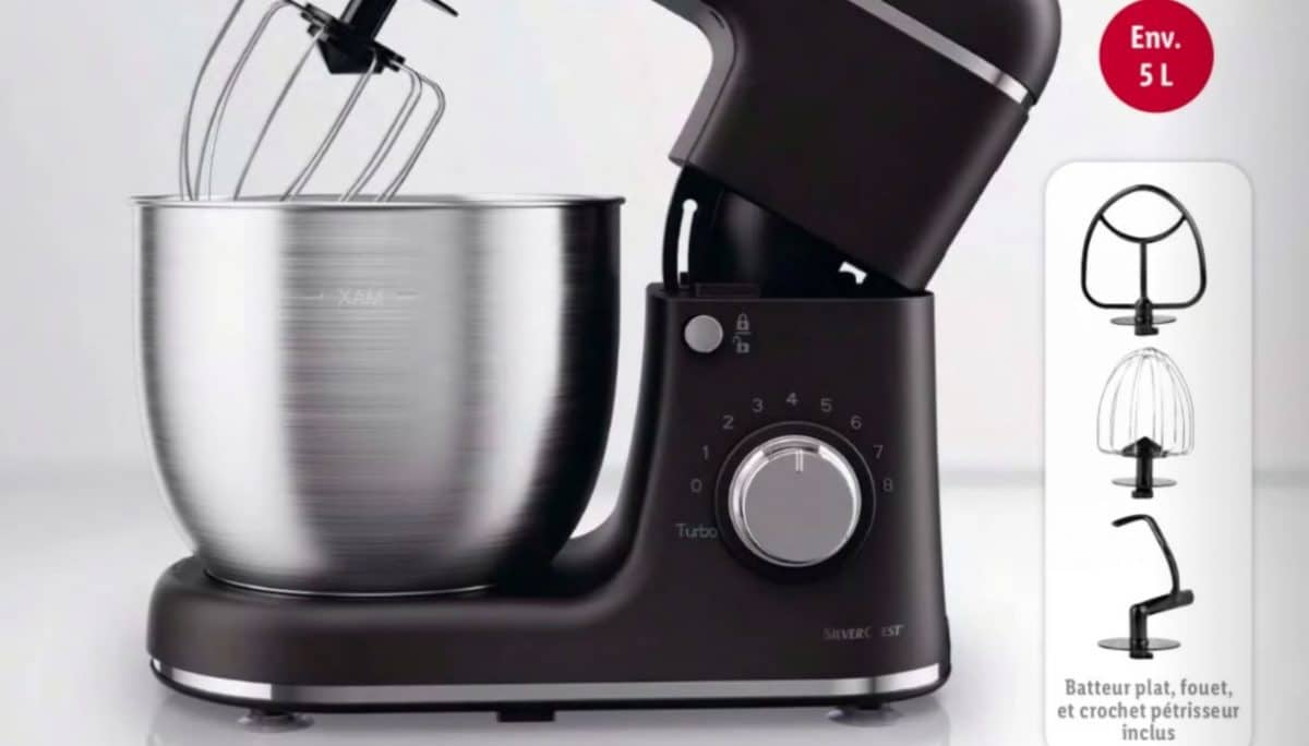 Robot de cuisine Lidl
