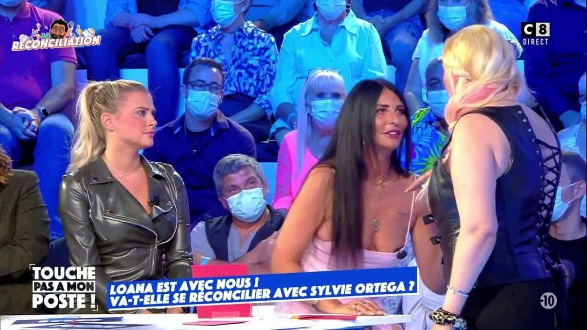 Après Fabrice Di Vizio et Jean Messiha, Cyril Hanouna tente de réconcilier Loana et Sylvie Ortega !