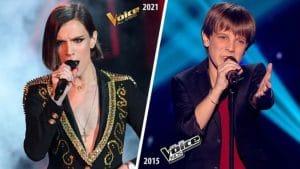 Léo Ristorto de retour dans The Voice All Stars 2021 ne laisse pas indifférent !