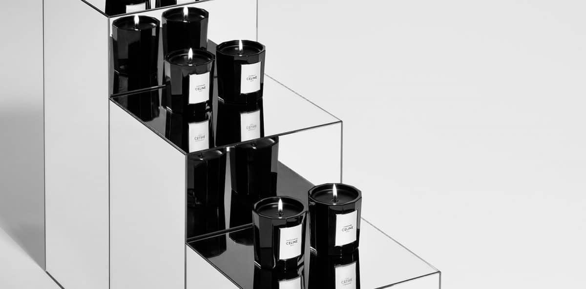 Tendance mode : découvrez la nouvelle gamme de bougies parfumées lancée par Hedi Slimane sous couvert de la marque Céline!