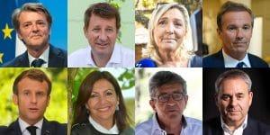 Présidentielle2022: la gauche a beaucoup de mal à convaincre les français!