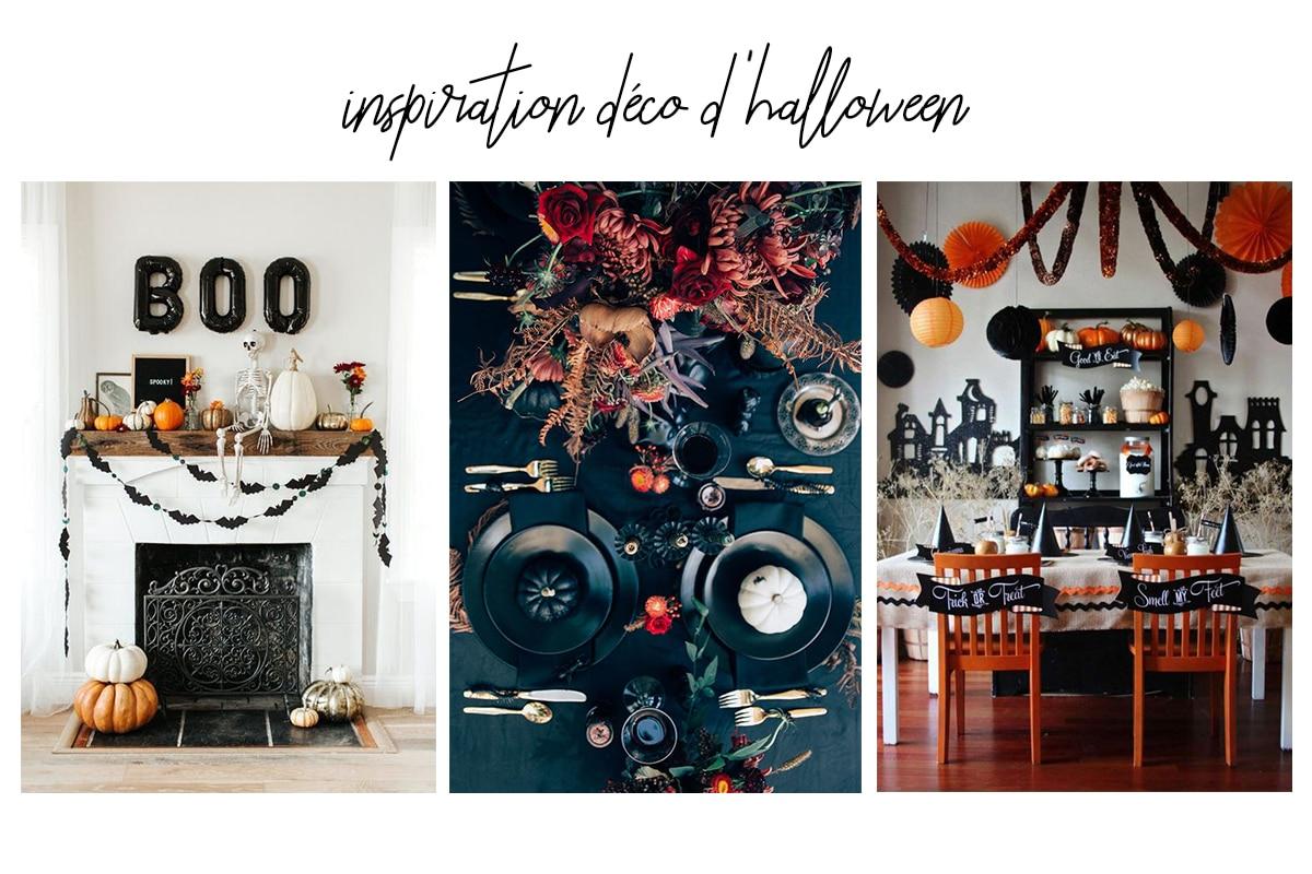 Astuce déco : des inspirations de décoration pour Halloween 2021 !