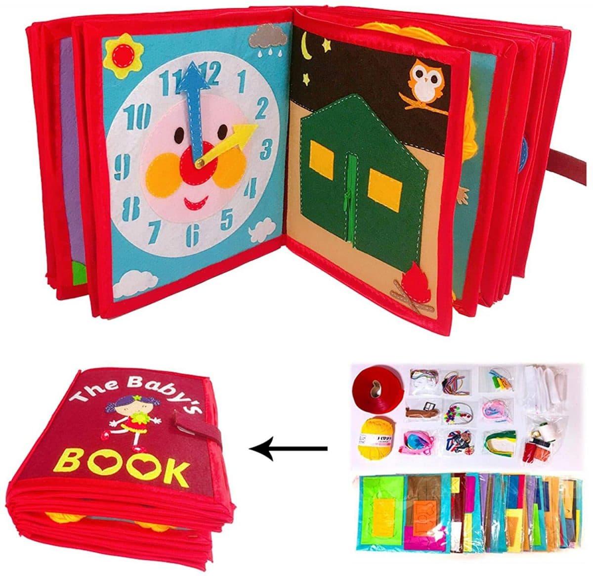 Comment choisir les livres d'éveil pour votre enfant en bas âge ?