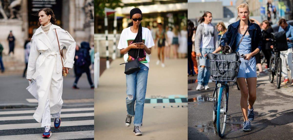 Mode: quels sont les baskets à porter cet automne?