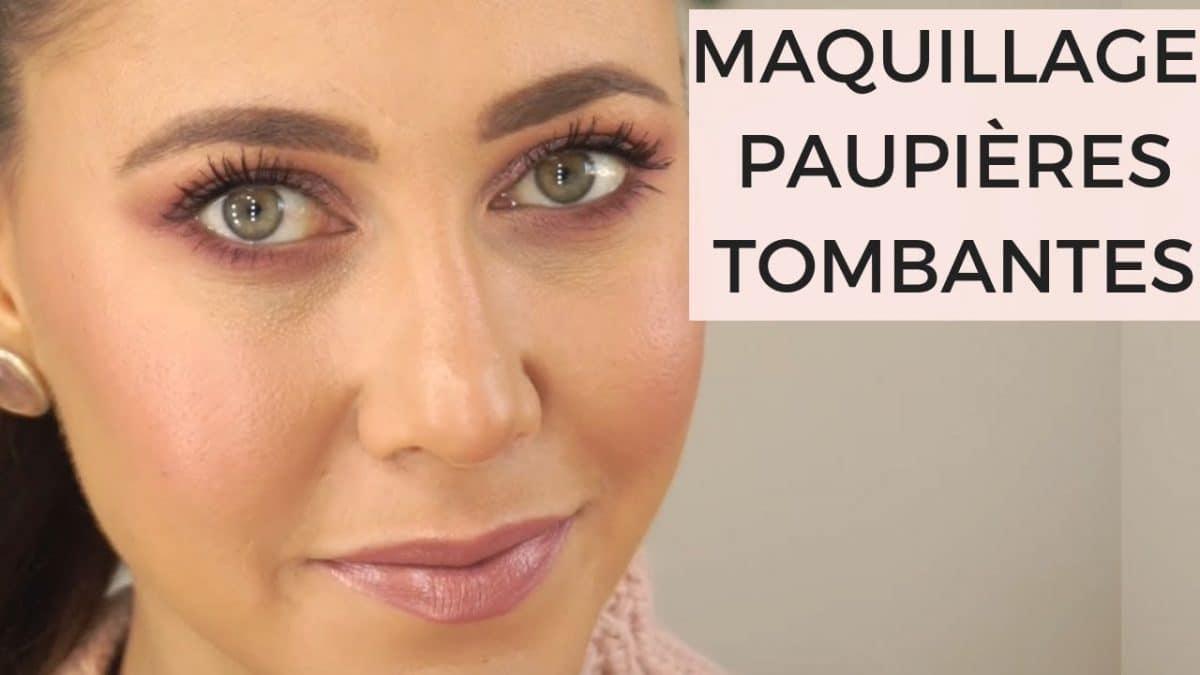 Paupières tombantes: Astuces pour vous maquiller efficacement les yeux!